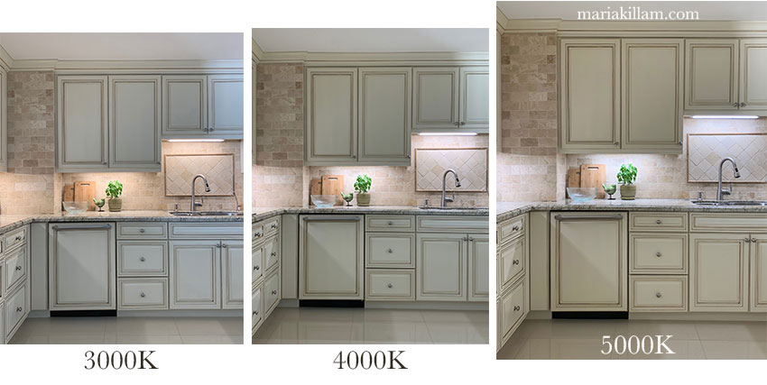Do You Prefer Warm Cool Or Daylight Lighting For Your Kitchen