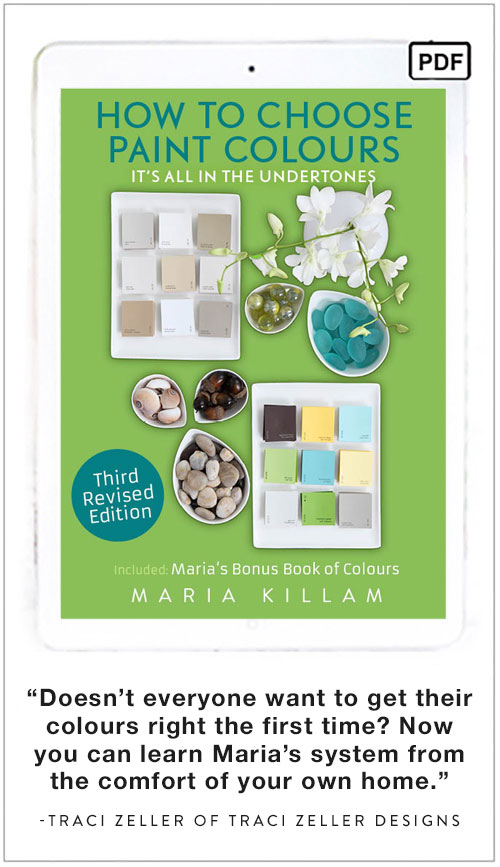 How to choose colour book