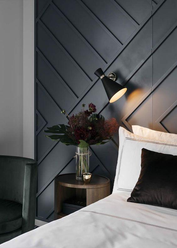 Trend Alert Black Accent Walls Accent Colour