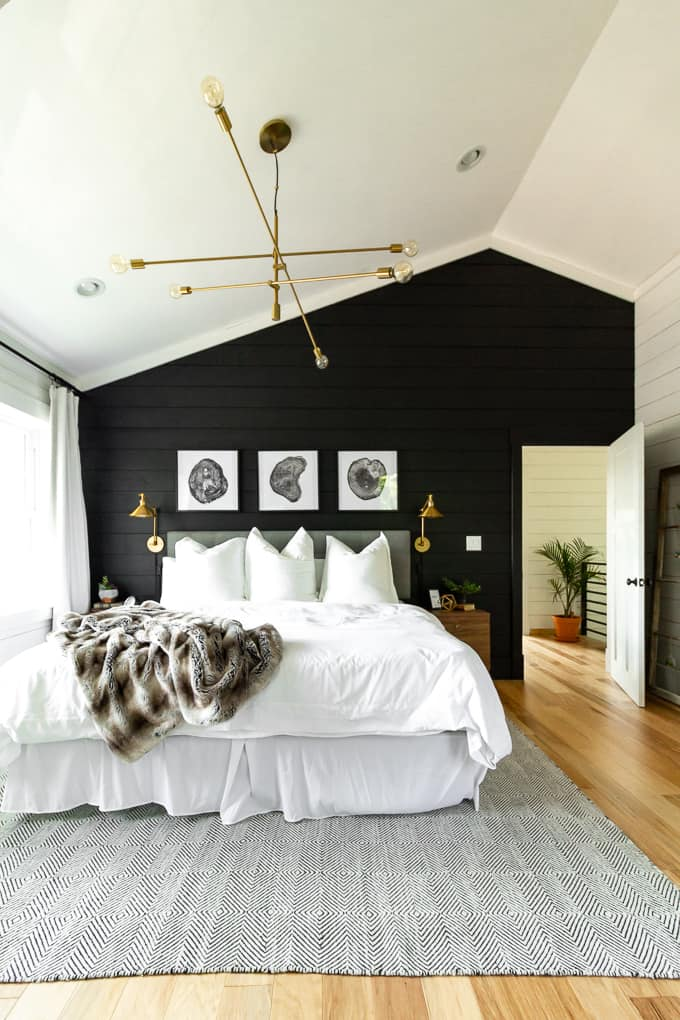 Trend Alert Black Accent Walls Accent Colour