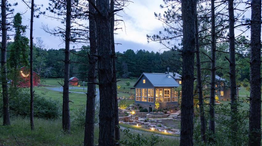 cabin renovation