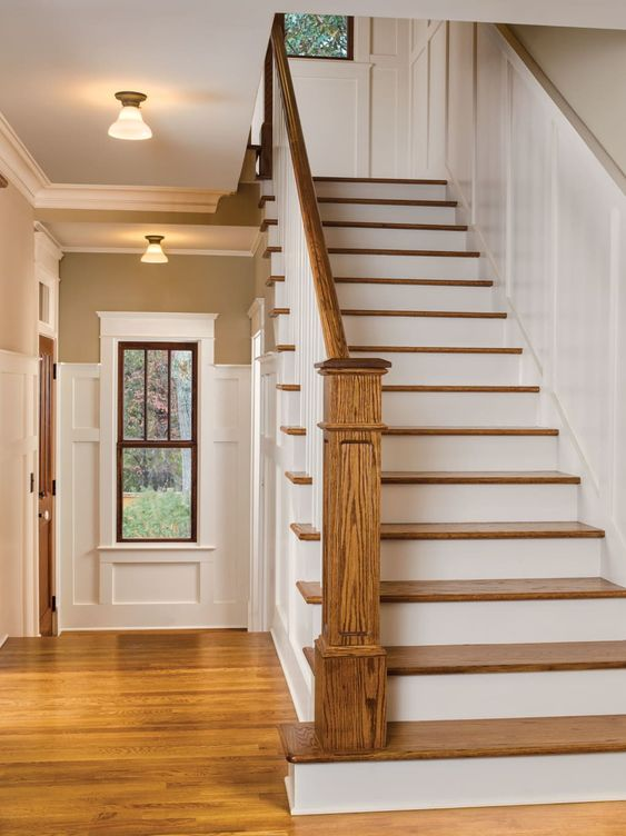 replace hardwood floors that have tiger pattern or stripey look